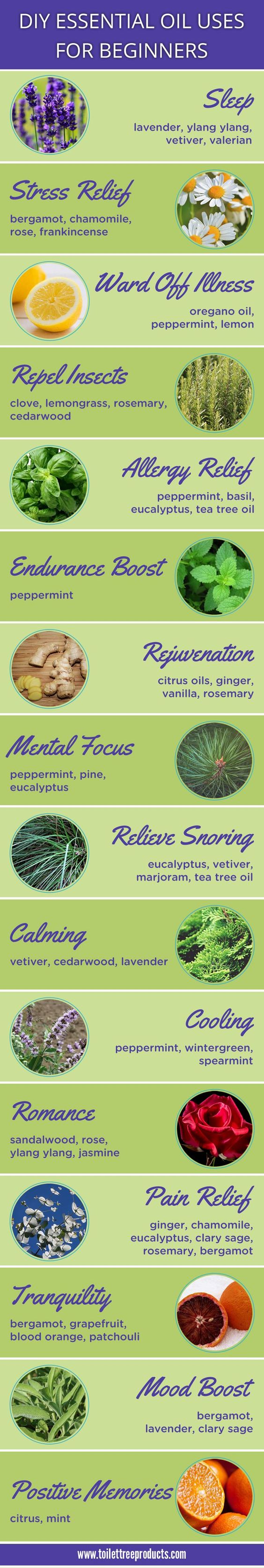 DIY Essential Oil Uses for Beginners